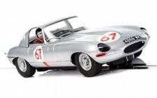 Scalextric Jaguar E-Type Nürburgring 1963 Nr. 67 c3952
