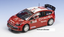 Citroen C4 WRC Slotcars 1:32 von SCX Art. 62560