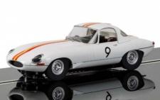 Scalextric Jaguar E-Type 1965 Barthurst Nr. 9 Bob Jane c3890