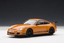 AutoArt Porsche 911 GT3RS orange von AUTOart Slotcars 1:32 13211