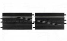 Carrera Digital 124/132 Spurwechsel Weiche Rechts 30345 ohne OVP