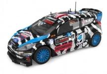 SCX Ford Fiesta RS WRC Block 10157
