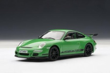 AutoArt Porsche 911 GT3RS grün von AUTOart Slotcars 1:32 13212