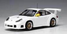 AutoArt Porsche 911 GT3R weiß von AUTOart 13076