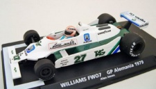 Flyslot Williams FW07 1979 Alan Jones 01104
