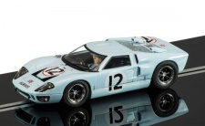 Scalextric Ford GT40 1966 LeMans Slotcar 1:32 3533
