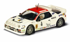 Scalextric Ford RS 200 Antonio Zanini Nr.4 Slotcar 1:32 Art. C3305
