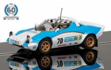Scalextric Lancia Stratos 1970 Limitied