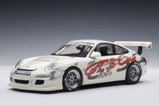 Porsche 911 (996) GT3 Cup Car Promo 2006 Slotcar 1:24 von Autoart