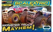 Scalextric Rennbahn Monster Truck Mayhem Art 1302