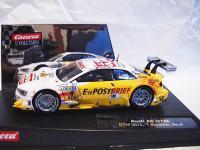 Carrera Evolution Audi A5 DTM 2012 T.Scheider Nr 4 Slotcar 1:32 27439