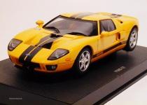 Ford GT 2004 yellow von AUTOart Slotcars 1:32