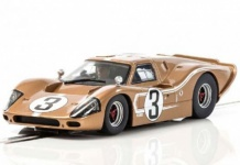 Scalextric Ford MkIV LeManz 24h 1967 c3951