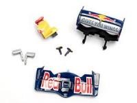 Carrera Kleinteile für Red Bull RB1 2005 Livery 2007 30424 / 30425 90203