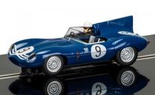 Scalextric Jaguar D-Type 1957 1000km Nürburgring 3730