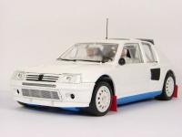 Peugeot 205 T16 EVO1 Rallyslot Edition 1 B01002 von OSC