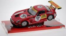 Mercedes SLS GT3 DHL Slotcars 1:32 von SCX A10105