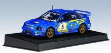 Subaru Impreza WRC 2001 von AUTOart Slotcars 1:32 13001