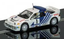 Scalextric Ford RS200 Schweden Slotcar 1:32