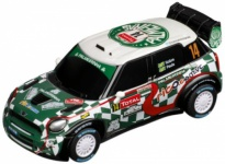 Carrera GO Mini Countryman WRC Slotcar 1:43 61240