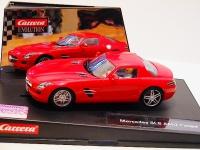 Carrera Evolution Mercedes SLS AMG Coupe Art.27344