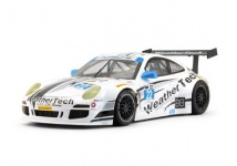 NSR Porsche 997 GT Wather Tech Slotcar 1:32 Art 1192