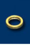 Achsdistanz Messing 0, 5mm 3/32 (10Stück) 4812