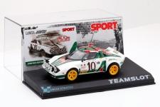 Lancia Stratos SRORT Slotcar 1:32 von TEAMSLOT