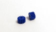 Zahnrad Angelwinder Plastik 14 Zähne 6.75mm 4Stück 7314