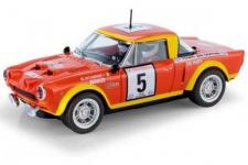 Fiat 124 Abarth Spider Slotcars 1:32 von SCX A10220