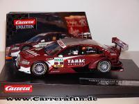 Carrera Evolution Audi A4 Audi Sport Team Slotcar 1:32 Art. 27357