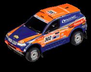 Carrera GO BMW X3 Rally Dakar 09 Slotcar 1:43 61170