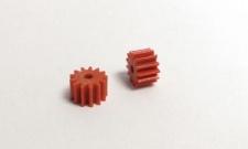 Zahnrad Angelwinder Plastik 13 Zähne 6.75mm 4Stück 7313
