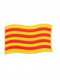 Aufbügler Fahne Catalana