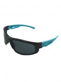 Kinder Sonnenbrille schwarz blau - Vorschau 1