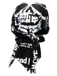 Bandana Cap Dead Head