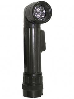 US Army Taschenlampe mittel oliv LED
