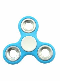 Anti Stress Turbo Spinner hellblau