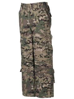 Kinder Militär Jacke und Hose Operatin camo - Vorschau 2