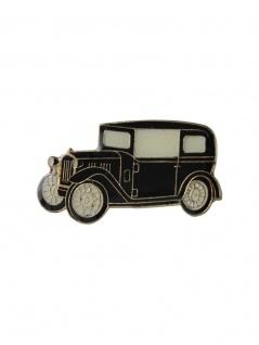 Anstecker Pin Oldtimer schwarz
