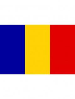 Fahne Tschad