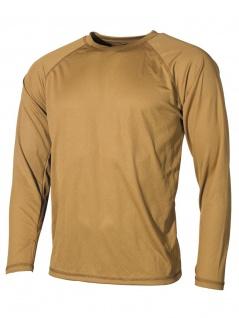 U.S. Army Unterhemd Level I coyote tan