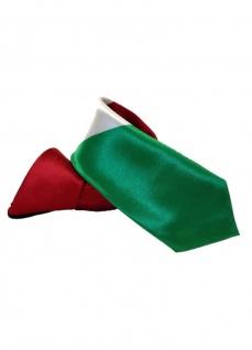 Krawatte Kurdistan Fahne