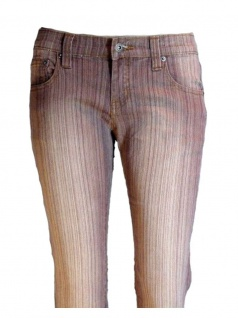 Jeans Hose braun