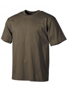 US Militär T-Shirt olivgrün