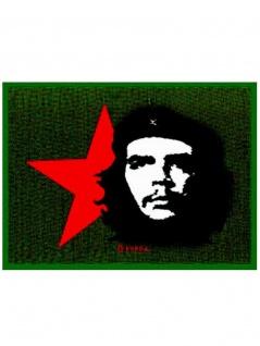 Aufnäher Che Guevara Stern