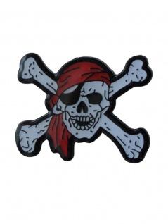 Anstecker Pin Piratentotenkopf