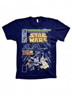 Star Wars T-Shirt Shadow Of A Dark Lord