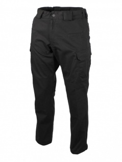 Rip Stop Tactical Hose schwarz mit Teflon