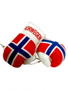 Kleine Boxhandschuhe Norwegen